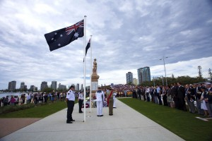Anzac Southport Celebration 2012